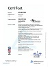 Certificate ISO-9001-2008